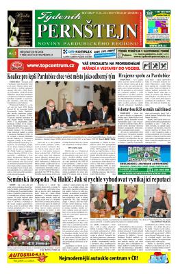 Koalice pro lepší Pardubice chce vést město