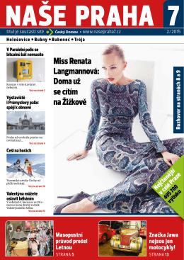 NP7 - 2/2015 - Naše Praha 7