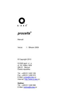 procella - Q-DAS