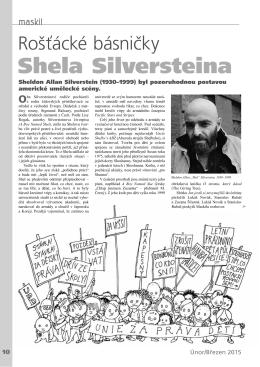 Rošťácké básničky Shela Silversteina