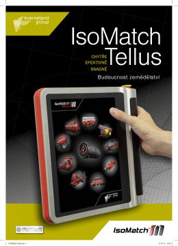 Navigační technika IsoMatch Tellus