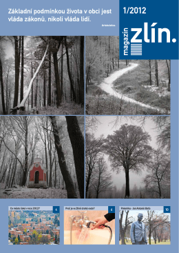 leden 2012 - starý Zlín