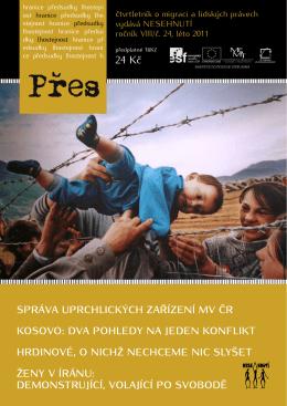 Správa Uprchlických Zařízení MV ČR