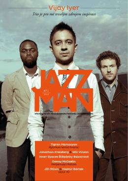 Jazzman No 1 - JazzFestBrno