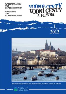 Vodní cesty a plavba 1/2012