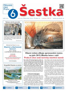 Hlavní město slibuje zprovoznění metra na jaře 2015