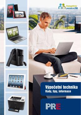 Výpočetní technika - Energetický poradce PRE