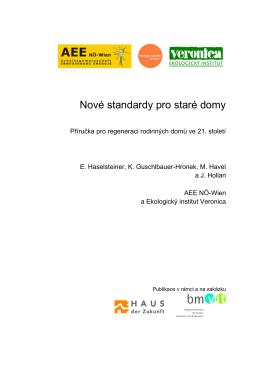 Nové standardy pro staré domy - AEE NÖ-Wien