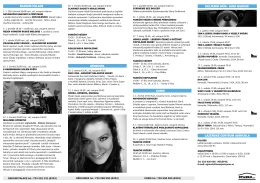 program leden 2015 česky