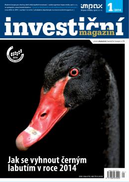 1/2014 - Investiční magazín