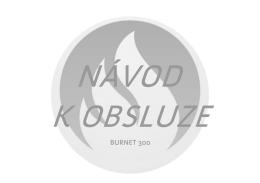 BURNET 300 - Návod k obsluze