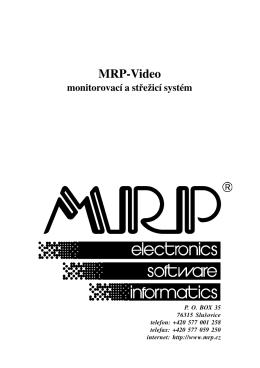 MRP-Video 4 - MRP