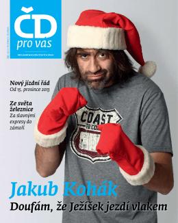 12/2013 - ČD pro vás