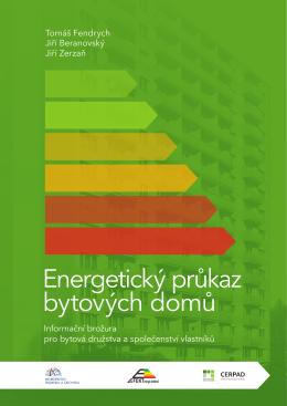 Energetický průkaz bytových domů
