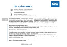 Všeobecné obchodně technické podmínky Úplné znění podmínek