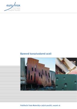 PDF: Barevné korozivzdorné oceli