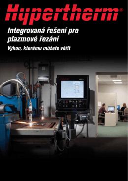 Integrované systémy Hypertherm - ARC-H