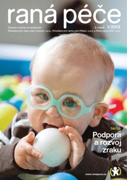 Téma / Podpora a rozvoj zraku ((13