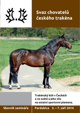 zde - Svaz chovatelů Slovenského teplokrevníka v ČR