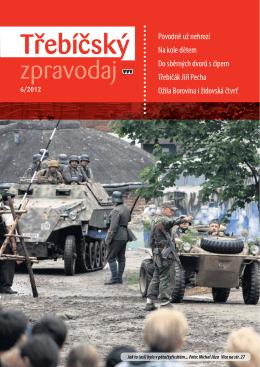 Třebíčský zpravodaj č. 6/2012