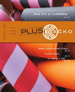 Káčko Plus 3/2012