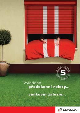 Katalog ROLETY-ZALUZIE 2014 (pdf - 1,53 MB)