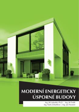 Moderní energeticky úsporné budovy
