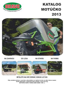 Zobrazit Katalog produktů 2013