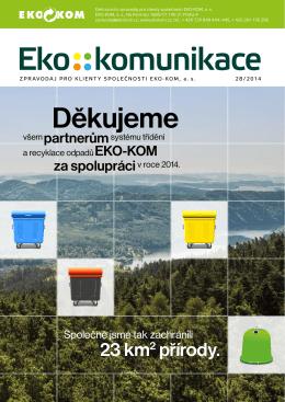 EKO‑KOMunikace 28/14 – PDF - EKO