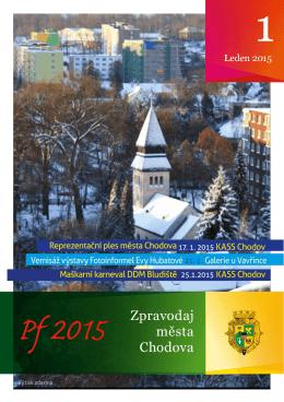 Leden - Kulturní a společenské středisko Chodov