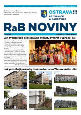 listOpad 2012 - Radvanice a Bartovice