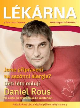 Daniel Rous - Magazin