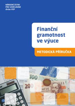 Finanční gramotnost ve výuce - Národní ústav pro vzdělávání