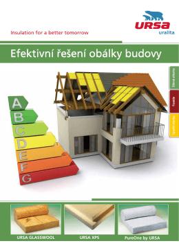 URSA_Efektivní řešení obálky budovy