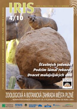 IRIS 4 - ZOO Plzeň