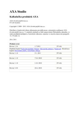 Nápověda k aplikaci ve formátu PDF ke stažení