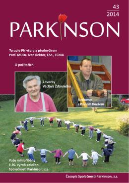 č. 43 - Společnost Parkinson, os