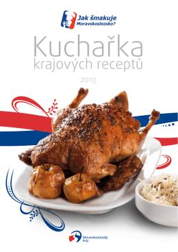 Kuchařka krajových receptů III.