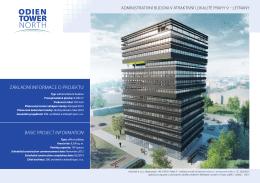 brožura ke stažení - Odien Tower North