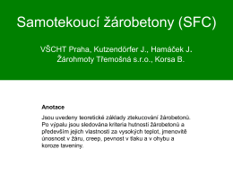 přednáška ke stažení, pdf, 375 kB - Ceramics