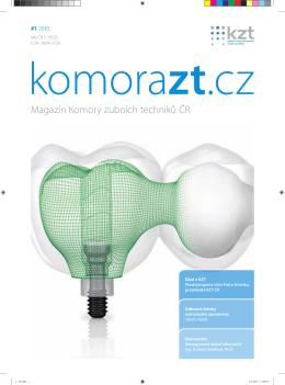 Ě - Komora zubních techniků ČR