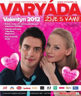 Valentýn 2012