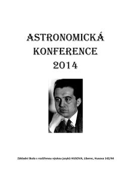 Sborník AK 2014 - Základní škola s rozšířenou výukou jazyků