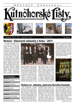 Remeš - Slavnosti Johanky z Arku - 2011