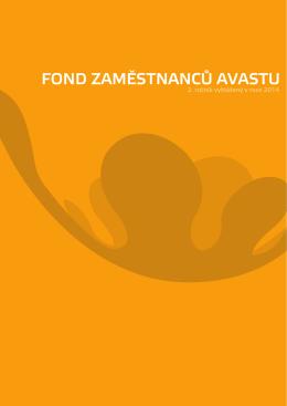 FOND ZAMĚSTNANCŮ AVASTU