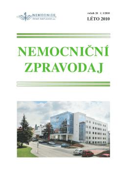 volby 2010 - Nemocnice České Budějovice
