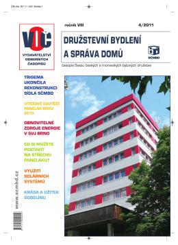 www .scmbd.cz - Svaz českých a moravských bytových družstev