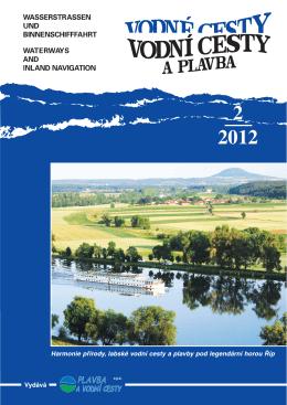 Vodní cesty a plavba 2/2012