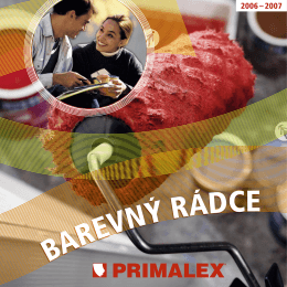 PRIMALEX Barevny radce.indd