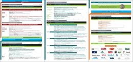 Program konference - Asociace hotelů a restaurací ČR